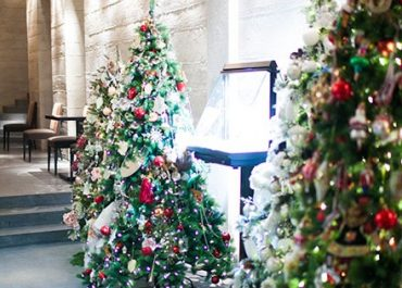 Новый год и Рождество в Цветочной галерее «Турандот»