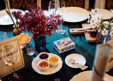 Творческий завтрак в Пушкине